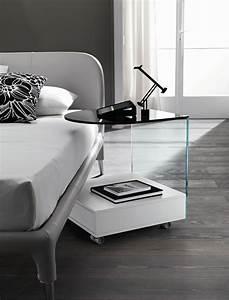 Designer Nachttisch Aus Glas. design beistelltisch glas couchtisch ...