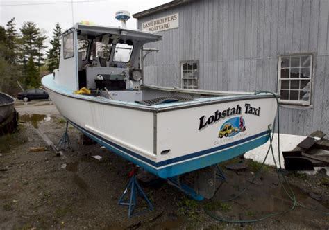Used Fishing Boats In Maine by Lobster Hostilities Lead To Boat Sinkings In Maine