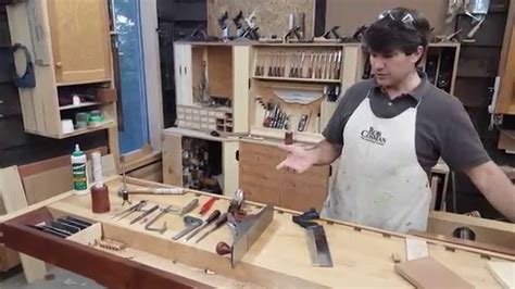 dovetail workshop tool requirements  rob cosmans class