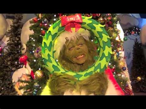 merry christmas from the grinch youtube