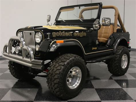 jeep golden eagle for sale 1979 jeep cj5 streetside classics the nation s trusted