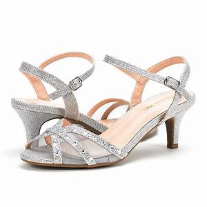 heels small thin low heel wedding shoes woman bridal dress With low heel dress shoes for wedding