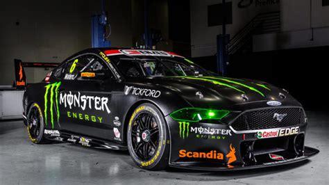 tickford racing monster energy  mustang supercar