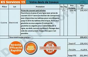 Prix D Un Agglo : ks services 13 prix pose prises de courant sp cialis es ~ Dailycaller-alerts.com Idées de Décoration