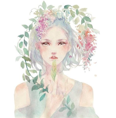 watercolor anime 1665 best watercolor ideas and techniques images on