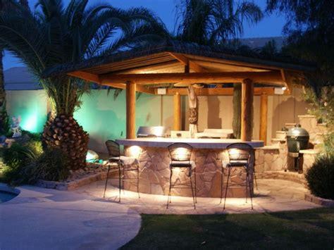 20 out door home bar designs