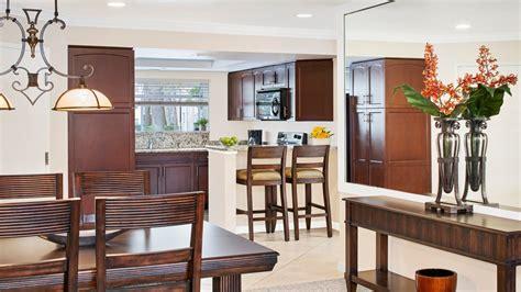 bedroom villa kitchen dining area sheraton vistana