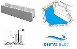 Piscine En Kit Polystyrène : piscine en kit polystyr ne luxe rectangulaire distripool ~ Premium-room.com Idées de Décoration