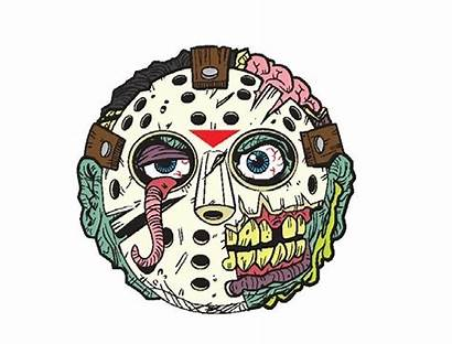 Horror Bloody Madballs Icons Disgusting Toys