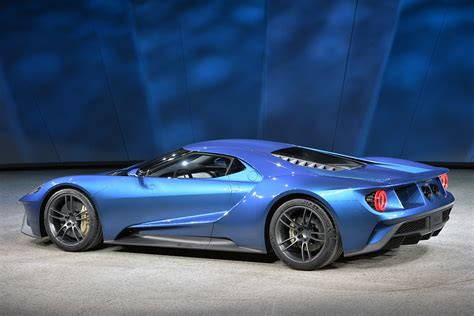 Ford Gt Concepts by Ford Concept Supercar