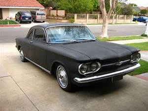 Find Used 1963 Corvair  Coupe  4 Speed Manual Trans  In