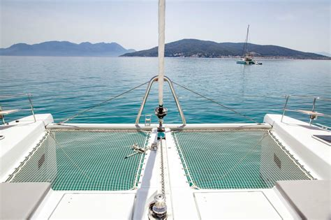 Serenity Catamaran Greece by Serenity Lagoon 52 Istion Yachting Greece
