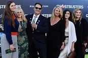 Comedian Dan Aykroyd Canadian-American actor Family Pictures