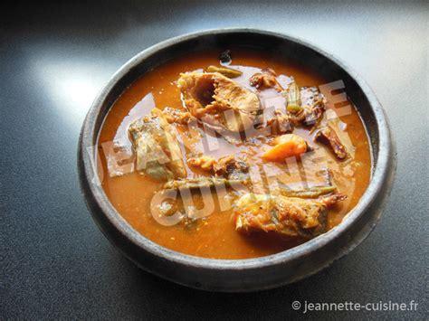 la cuisine ivoirienne la sauce gnangnan plat africain jeannette cuisine