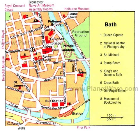 top rated tourist attractions  bath planetware