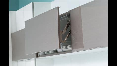 cabinet lift door tension  hinge adjustment guide
