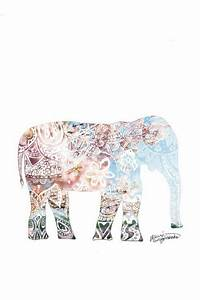 elephant background | Tumblr