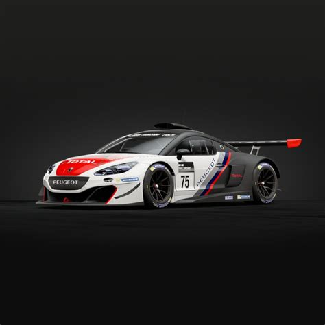 Peugeot Rcz Price Usa by Gt Sport Peugeot Rcz Gr 3 Ps4 Buy And Track