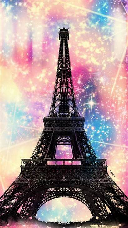 Paris Iphone Eiffel Tower Backgrounds Screen Gambar