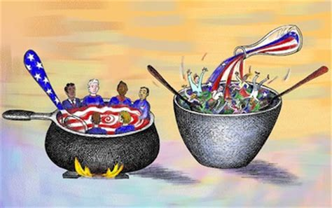 melting pot salad bowl america s problem of assimilation hoover institution