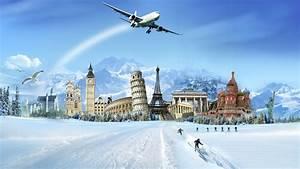 World Travel Wallpaper - WallpaperSafari