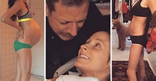 Jeff Goldblum's Wife Emilie Shows Off Flat Stomach After ...