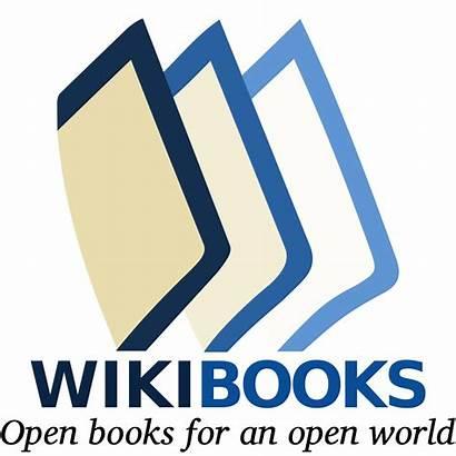 Wikibooks Wikipedia Wiki Svg Wikimedia