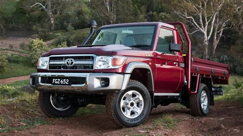 The 70 series is a family of toyota land cruiser models produced since 1984. Electric Toyota 70 Series LandCruiser trialled in ...
