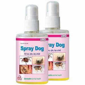 trị ve chó