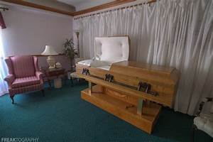 Abandoned Funeral Home Urban Exploring Freaktography