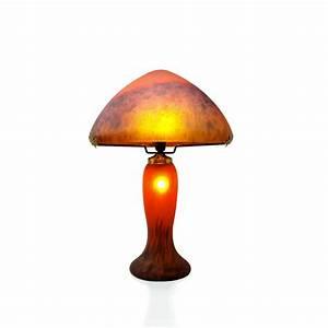 Lampe Galet Grand Modele : lampe grand mod le p te de verre rouge ~ Teatrodelosmanantiales.com Idées de Décoration