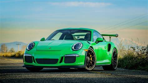 2016 Porsche 911 GT3RS = Go Green 1.8k miles Auto $209k ...