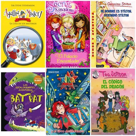 Los 10 +1 Mejores Libros Para Que Los Niños De 79 Años