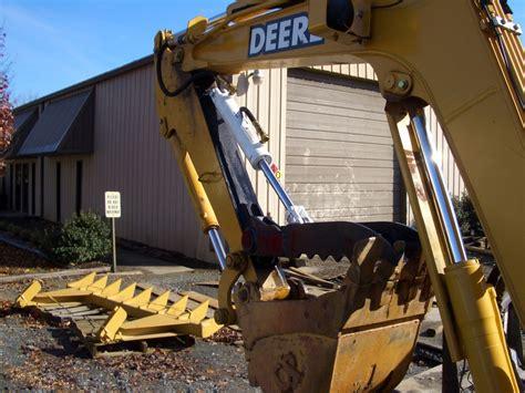 hydraulic mini excavator thumb    fit excavator   lb    ebay