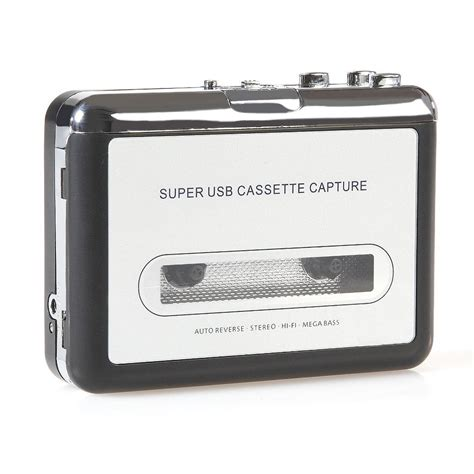Cassette Converter by Galleon Handy Usb Cassette Player And To Mp3