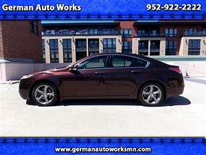 Used 2010 Acura Tl Sold In St  Louis Park Mn 55416 German