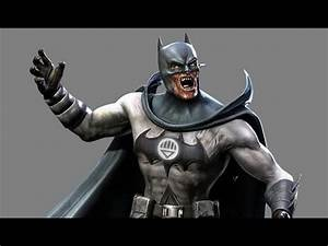 Injustice: Gods Among us - Batman - Blackest Night DLC ...