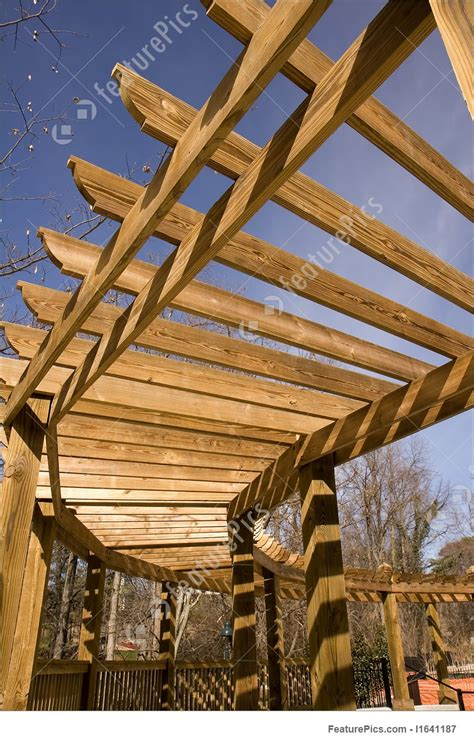 picture  curved walkway trellis