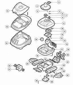 Mypool  Hayward Pool Vac Xl Parts Diagrams