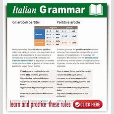 Italian Partitive Articles  #learnitalian #italiangrammar  Italian Grammar  Learning Italian