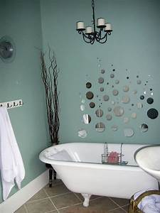 Bathrooms on a budget our 10 favorites from rate my space for Pictures of bathroom decorating ideas