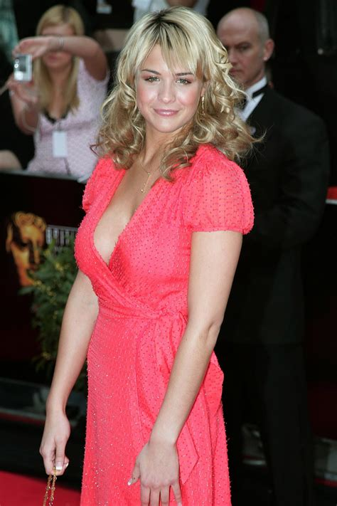 gemma atkinson hot cleavage sexy hq    bafta