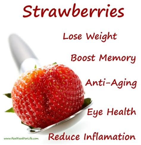 strawberry facts health benefits of strawberries the queen of fruits real food for life