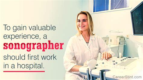 Sonographer Salary Range by Sonographer Salary