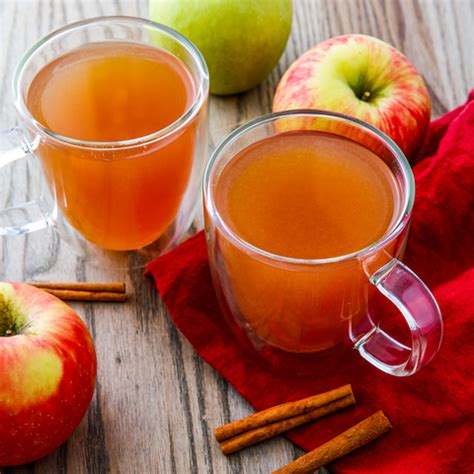 Homemade Apple Cider Recipe - How to Make Easy Hot Apple Cider