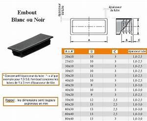 Tube Rectangulaire Acier Dimension : barre acier carre pas cher ~ Dailycaller-alerts.com Idées de Décoration