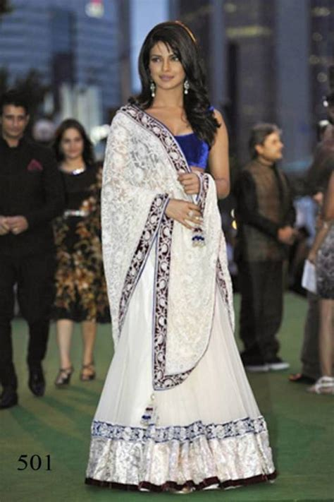 what does royal blue look like buy priyanka chopra look like in white and blue 9633