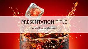 cocacola powerpoint template all free templates With coca cola powerpoint template