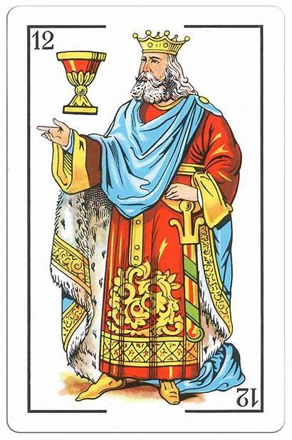 Playingcardstop1000 Castille Hearts Portrait King