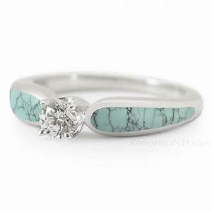 quotstormysky radiancequotmatrixturquoiseand33ctdiamond With turquoise diamond wedding rings